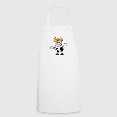 Cow cartoon 5 - Cooking Apron