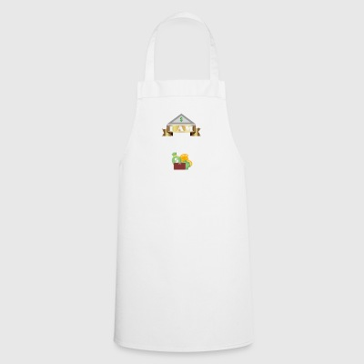 MONEY MAGNET - Cooking Apron