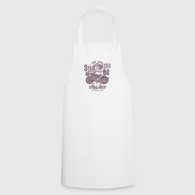 Street Bikers2 - Cooking Apron