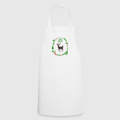 A very Merry Christmas - Cooking Apron
