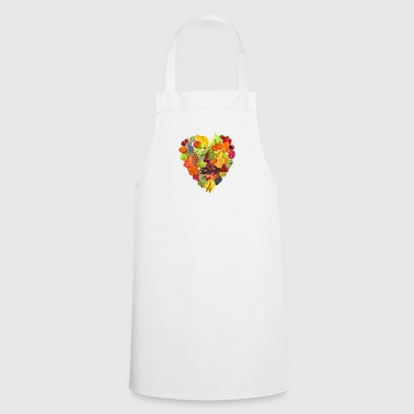 Isles of fruit lovers by Isles of Shirts - Cooking Apron