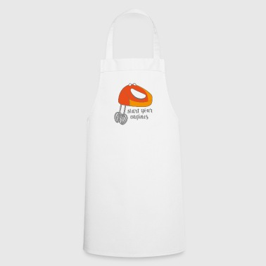 to bake - Cooking Apron
