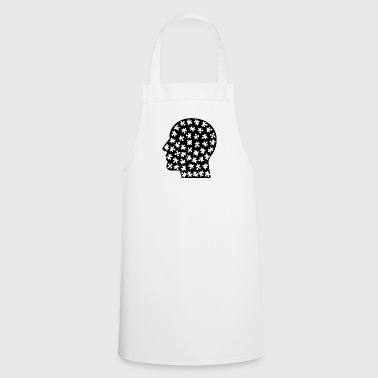 Head puzzle - Cooking Apron