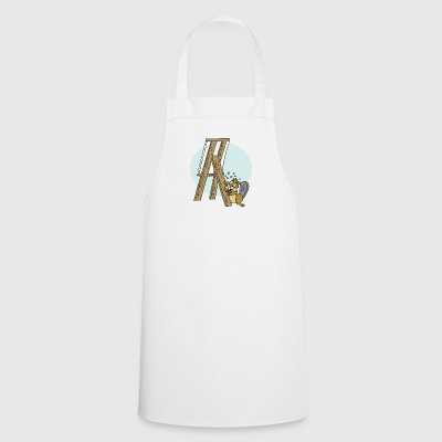beaver biber rodent rodents wood water26 - Cooking Apron