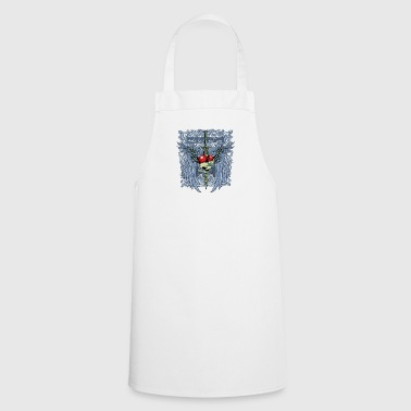 make love not was - Cooking Apron