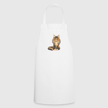 Maine Coon - Cooking Apron