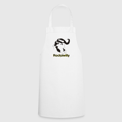 Rockawilly - Tablier de cuisine