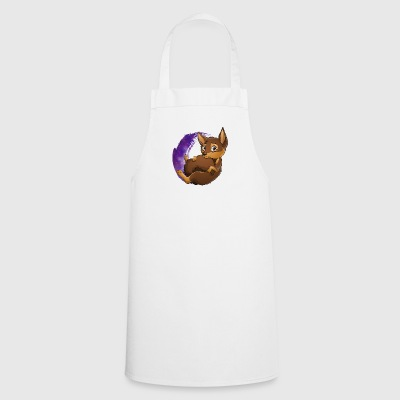 Kelpie Galaxie - Chocolate Fire - Cooking Apron