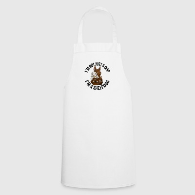 Kelpie Chocolate Mutton - Cooking Apron