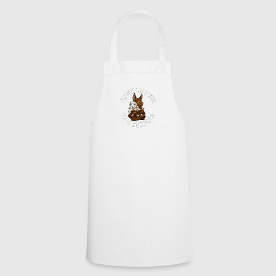 Kelpie Sheep Chocolate - Cooking Apron