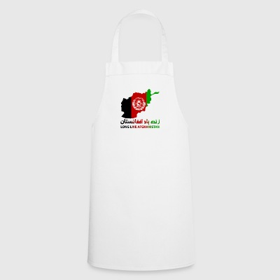 LONG LIVE AFGHANISTAN - Cooking Apron