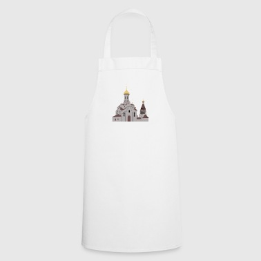 Eglise orthodoxe - Tablier de cuisine
