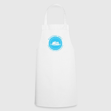 Rafting, white water, canoeing, kayaking, water sports - Cooking Apron