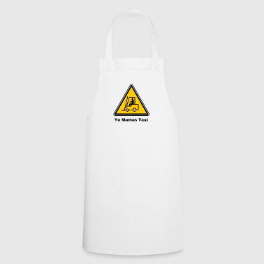 Mamas Isle Taxi - Cooking Apron