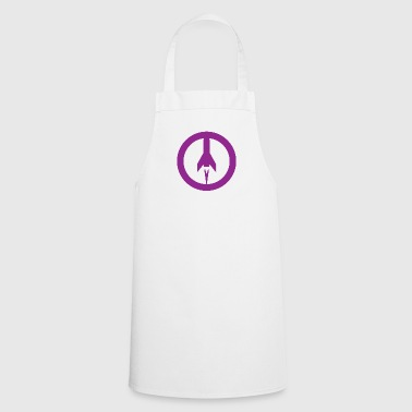 Missile+peace - Cooking Apron