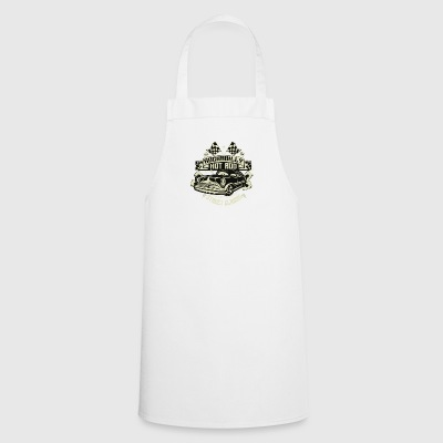 Rockabilly Hotrod - Cooking Apron