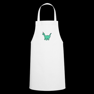 Sweet Uni-Dino - Cooking Apron