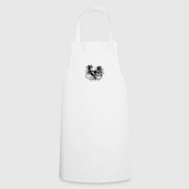 Dog - Neighborhood watch - - Cooking Apron