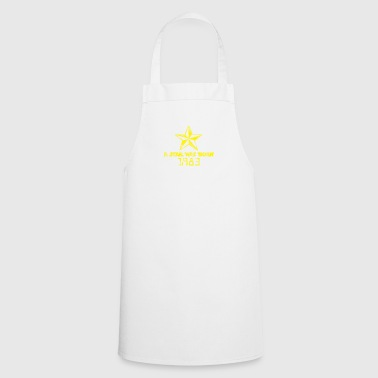 A star was born - Cooking Apron