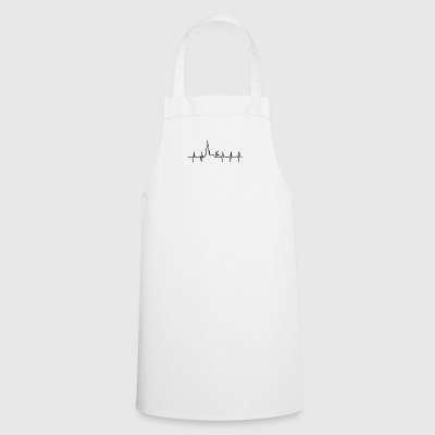 My heart beats for Bettrath by HATRIK DESIGN - Cooking Apron