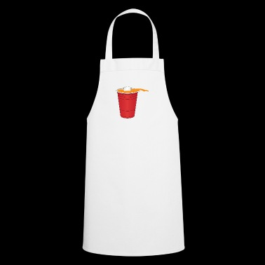 Beer Pong Warrior - Cooking Apron
