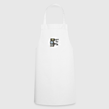 open you main - Cooking Apron