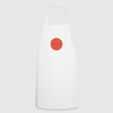 Make love great again. - Cooking Apron