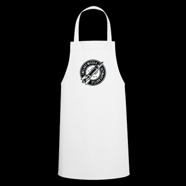 The Last Missile rocket weapon Christmas gift - Cooking Apron