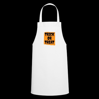 Halloween - Trick or Treat - Tablier de cuisine