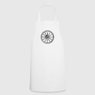 wheel - Cooking Apron