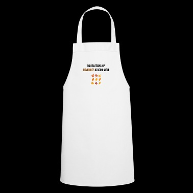 No relationship - Cooking Apron