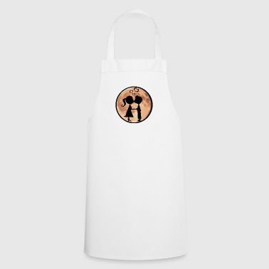 Isle under the Moon by Isles of Shirts - Cooking Apron