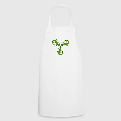 lizards - Cooking Apron