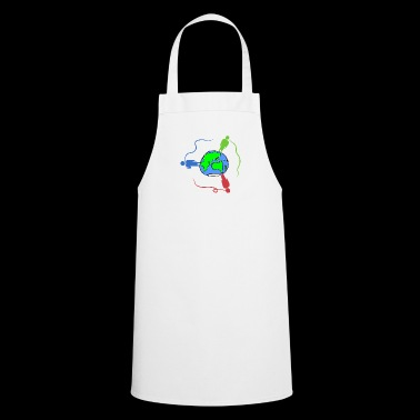 globalization - Cooking Apron