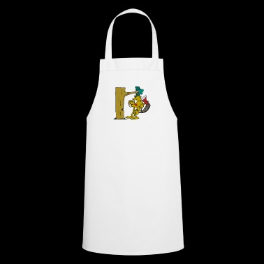 beaver biber rodent rodents wood water14 - Cooking Apron
