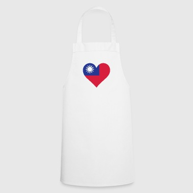 A Heart For Taiwan - Cooking Apron