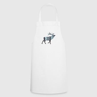 Deer Silhouette - Cooking Apron