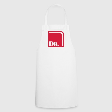 Doctor - doctorate - Cooking Apron