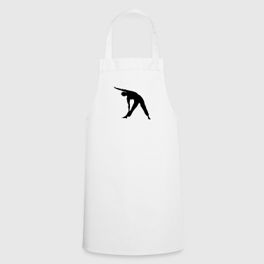 Yoga exercise - Cooking Apron