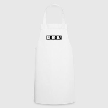 BLONDA - Cooking Apron
