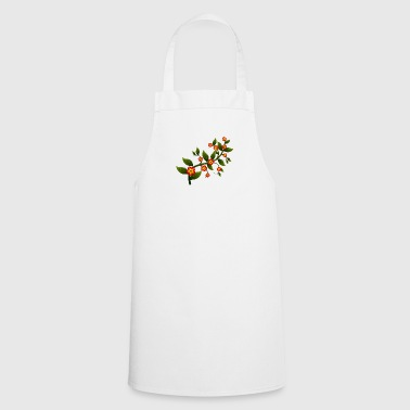 flowers - Cooking Apron