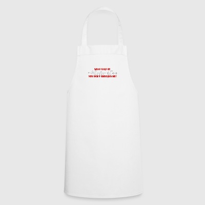 Mathematics / Physics / Nerd: What Part Of This Form - Cooking Apron