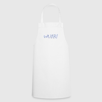 Wuah! - Cooking Apron