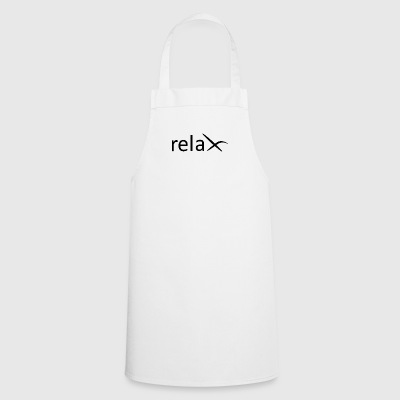 relax 1 - Cooking Apron