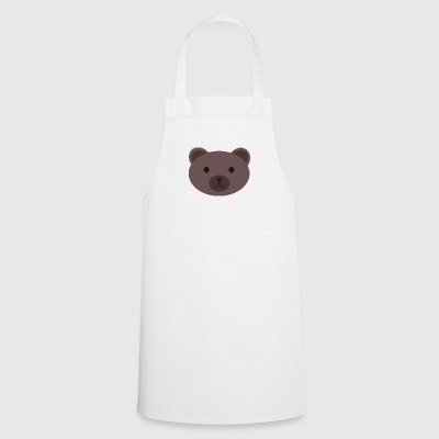 bear - Cooking Apron