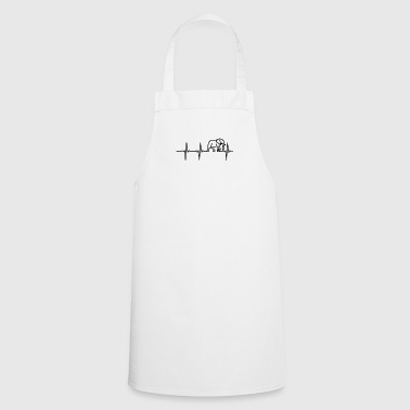 My heart beats for elephants - Cooking Apron