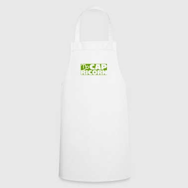 Star sign Capricorn / Zodiac Capricorn - Cooking Apron