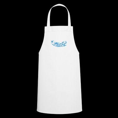 Longwen Dragon Chinese Traditional - Cooking Apron