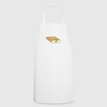 Bookworm Bookworm Book Books Readeratte 3c - Cooking Apron