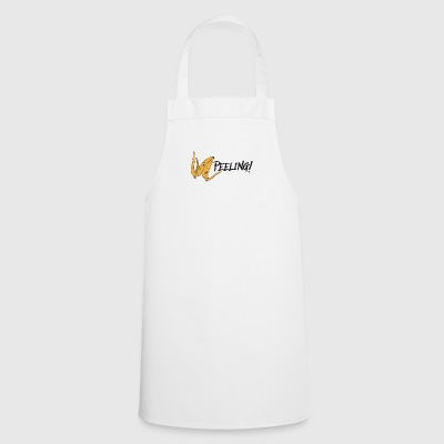 Fruit / Fruits: banana peeling! banana peel - Cooking Apron